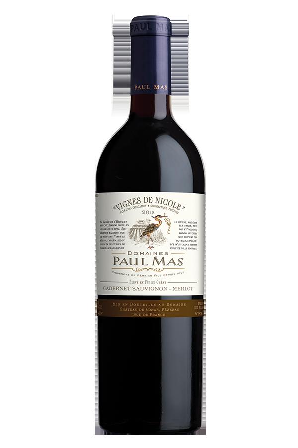 Wijn van de maand: Paul Mas Vignes Nicole