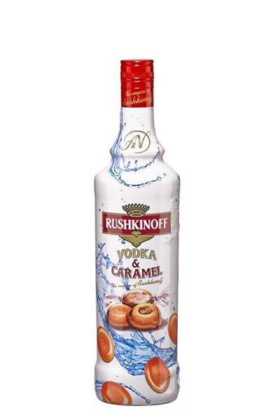 Ruskinoff Vodka Caramel