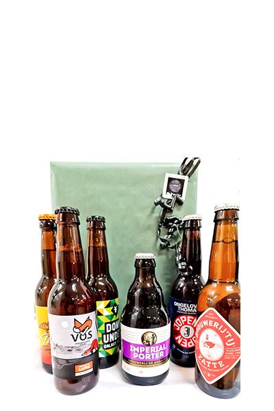 Bierproeverij thuis