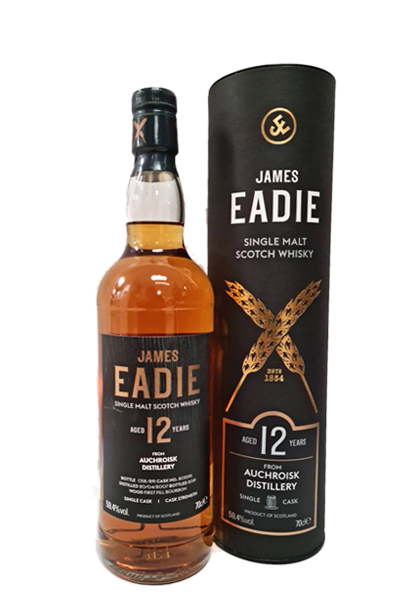 James Eadie 12 year