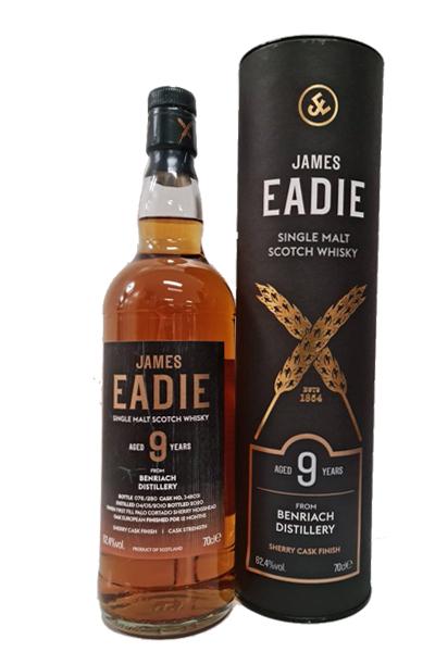 James Eadie 9 years
