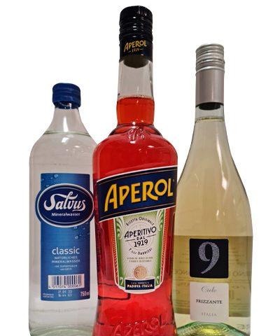 Aperol Spritz pakket compleet