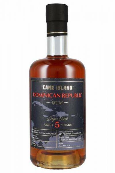 Cane Island rum