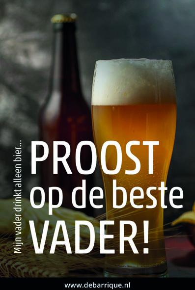 Vaderdag bier