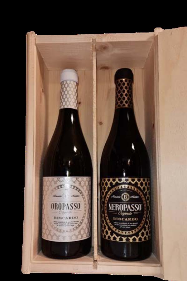 Wijn cadeau Italie
